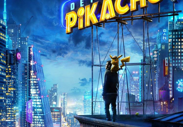 Movie Database POKÉMON Detective Pikachu