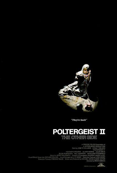 Poltergeist II: The Other Side © MGM Studios. All Rights Reserved.