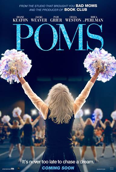 Poms Theatrical Review