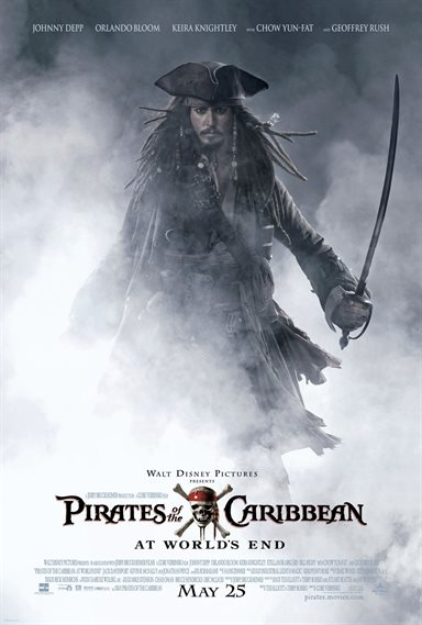 Pirates of The Caribbean: At Worlds End © Walt Disney Pictures. All Rights Reserved.