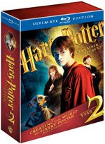 Harry Potter and the Chamber of Secrets Blu-ray Review