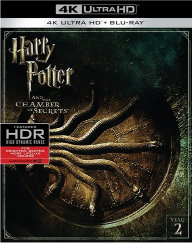 Harry Potter and the Chamber of Secrets 4K Ultra HD Review