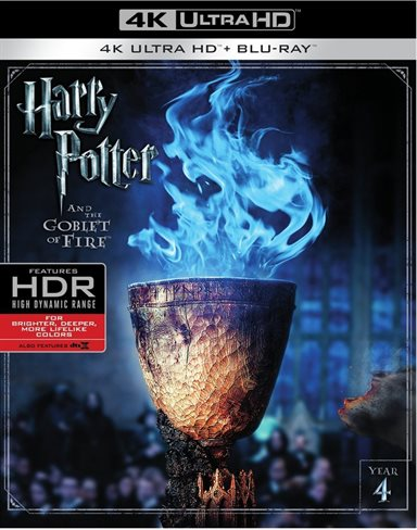 Harry Potter and the Goblet of Fire 4K Ultra HD Review