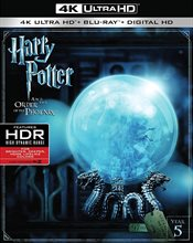 Harry Potter and the Order of the Phoenix 4K Ultra HD Review
