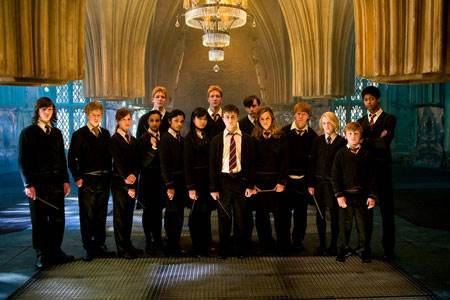 Harry Potter and the Order of the Phoenix © Warner Bros.. All Rights Reserved.