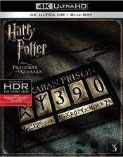 Harry Potter and the Prisoner of Azkaban 4K Ultra HD Review