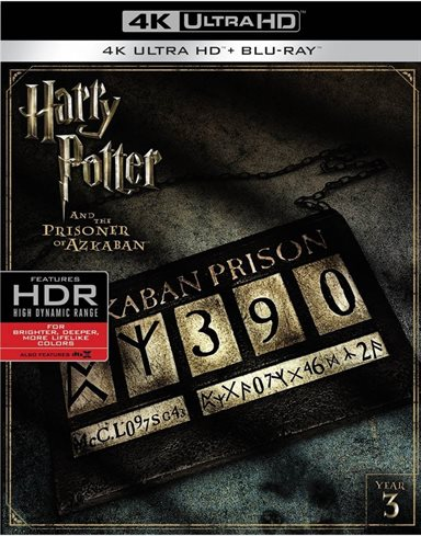 Harry Potter and the Prisoner of Azkaban 4K Ultra HD Review