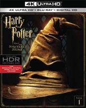 Harry Potter and the Sorcerer's Stone 4K Ultra HD Review