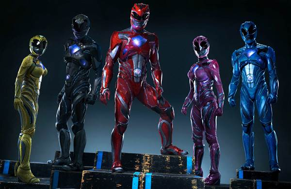 Power Rangers © Lionsgate. All Rights Reserved.