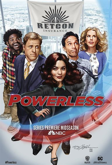 Powerless Series Preview