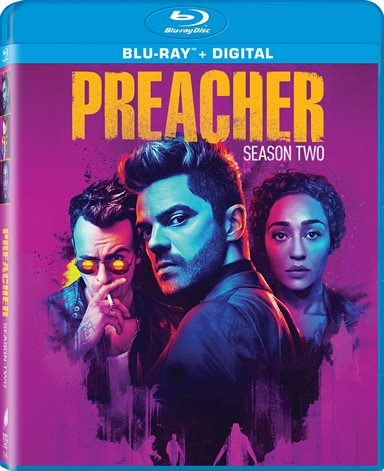 Preacher: The Complete Second Season Blu-ray Review