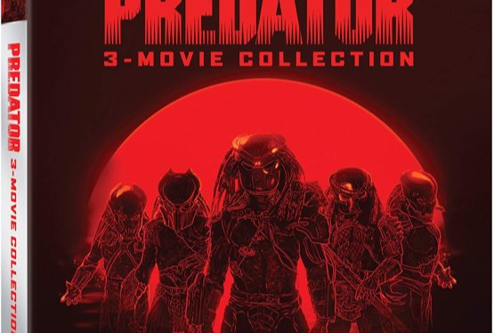 3-Movie Predator Collection