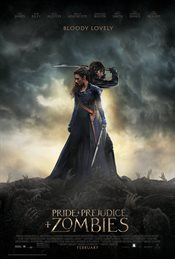 Pride, Prejudice and Zombies Theatrical Review