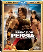 Prince of Persia: The Sands of Time Blu-ray Review