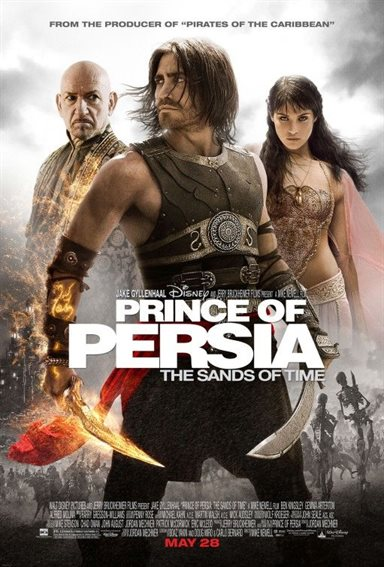 Prince of Persia: The Sands of Time Theatrical Review
