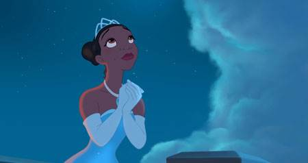 The Princess and the Frog © Walt Disney Pictures. All Rights Reserved.