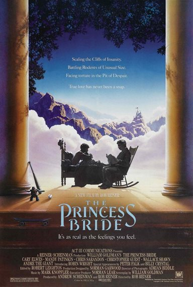 The Princess Bride © 20th Century Fox. All Rights Reserved.