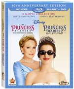 The Princess Diaries Blu-ray Review