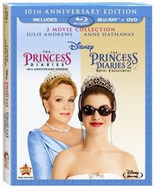 The Princess Diaries: 10th Anniversary Collection Blu-ray Review