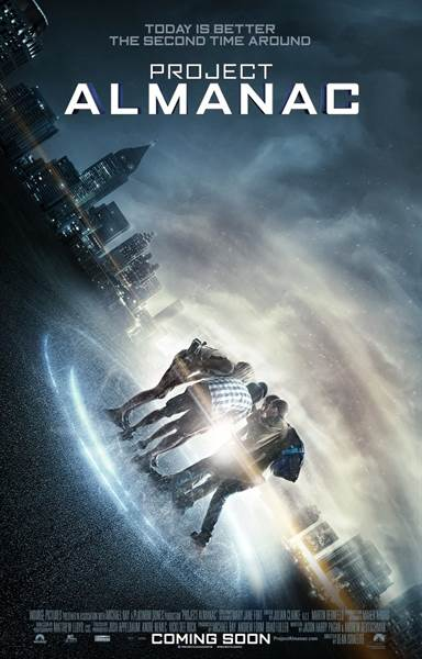Project Almanac © Paramount Pictures. All Rights Reserved.