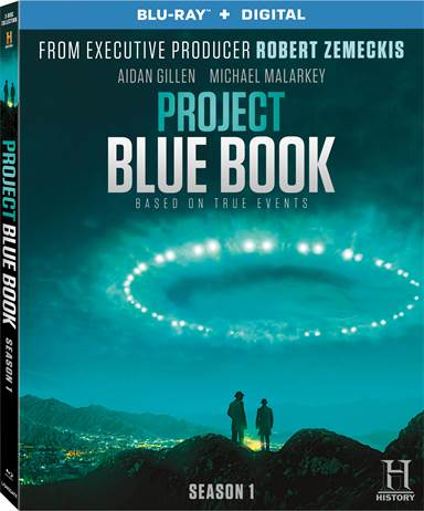 Project Blue Book Season 1 Blu-ray Review