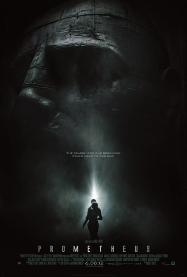 Prometheus © 20th Century Fox. All Rights Reserved.