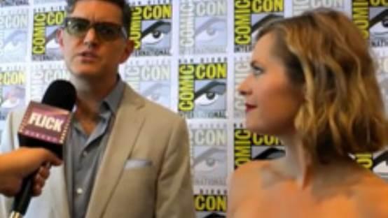 San Diego Comic Con 2012 Psych Cast Interviews