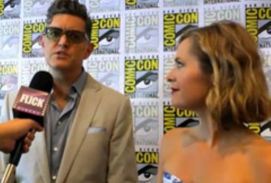 San Diego Comic Con 2012 Psych Cast Interviews