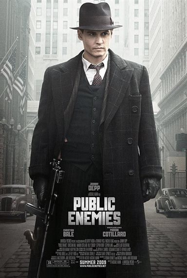 Public Enemies © Universal Pictures. All Rights Reserved.