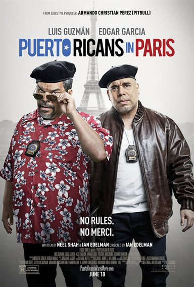 Puerto Ricans In Paris © Focus World. All Rights Reserved.