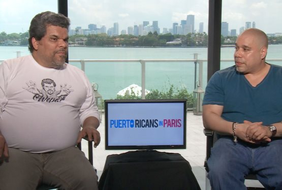 Luis Guzman and Edgar Garcia Take Viewers into The Secrets of Puerto Ricans in Paris