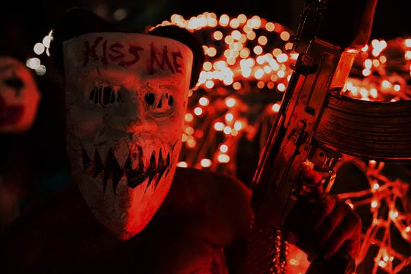 The Purge: Election Year © Universal Pictures. All Rights Reserved.