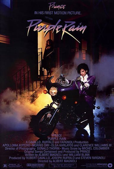 Purple Rain © Warner Bros.. All Rights Reserved.