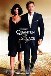 Quantum of Solace Theatrical Review