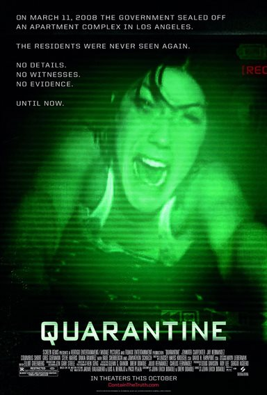 Quarantine © Screen Gems. All Rights Reserved.