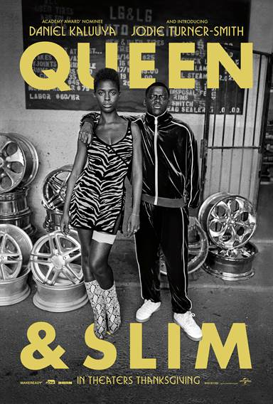 Queen & Slim © Universal Pictures. All Rights Reserved.