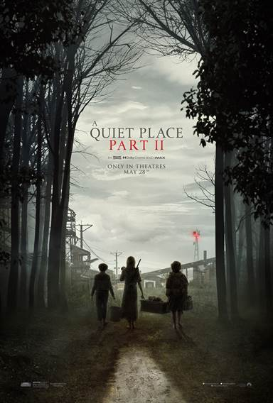 A Quiet Place Part II Theatrical Review