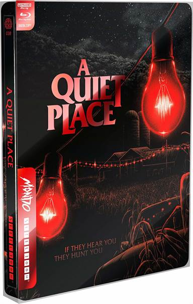 A Quiet Place 4K Ultra HD Review
