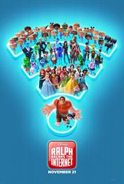 Ralph Breaks The Internet Theatrical Review