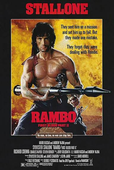 Rambo: First Blood Part II © TriStar Pictures. All Rights Reserved.