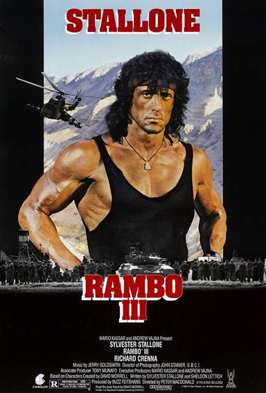 Rambo III (1988), News, Trailers, Music, Quotes, Trivia