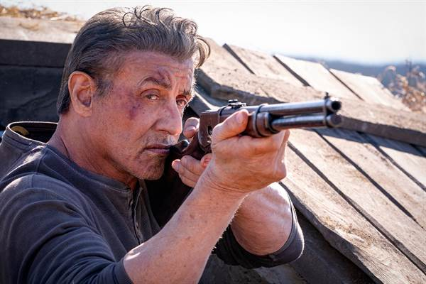 Rambo: Last Blood © Lionsgate. All Rights Reserved.