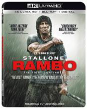 Rambo 4K Ultra HD Review