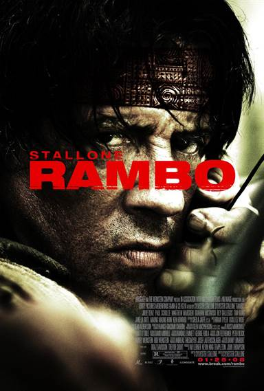 Rambo © Lionsgate. All Rights Reserved.