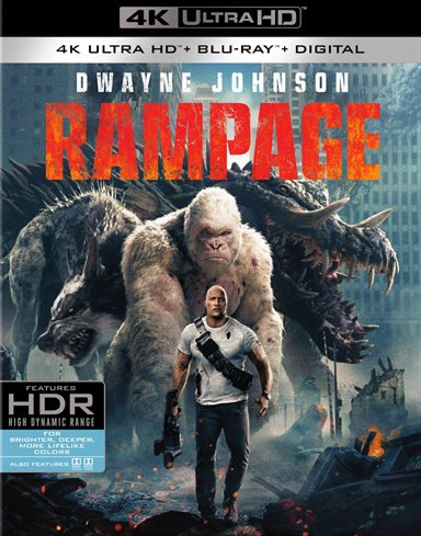 Rampage 4K Ultra HD Review