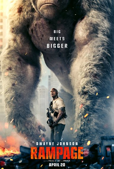 Rampage Theatrical Review