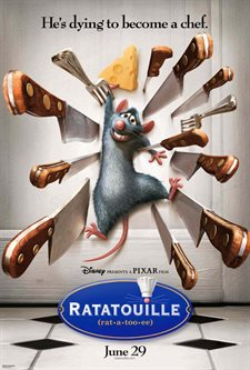 Ratatouille Theatrical Review