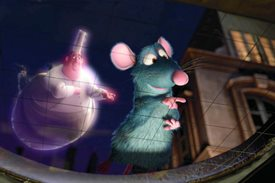 Ratatouille © Walt Disney Pictures. All Rights Reserved.