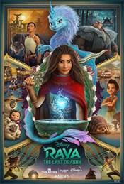 Raya and the Last Dragon Theatrical Review