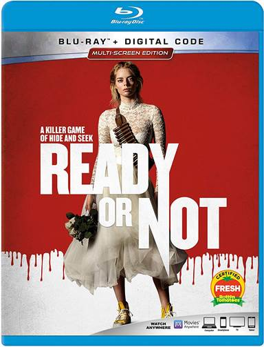 Ready or Not Blu-ray Review